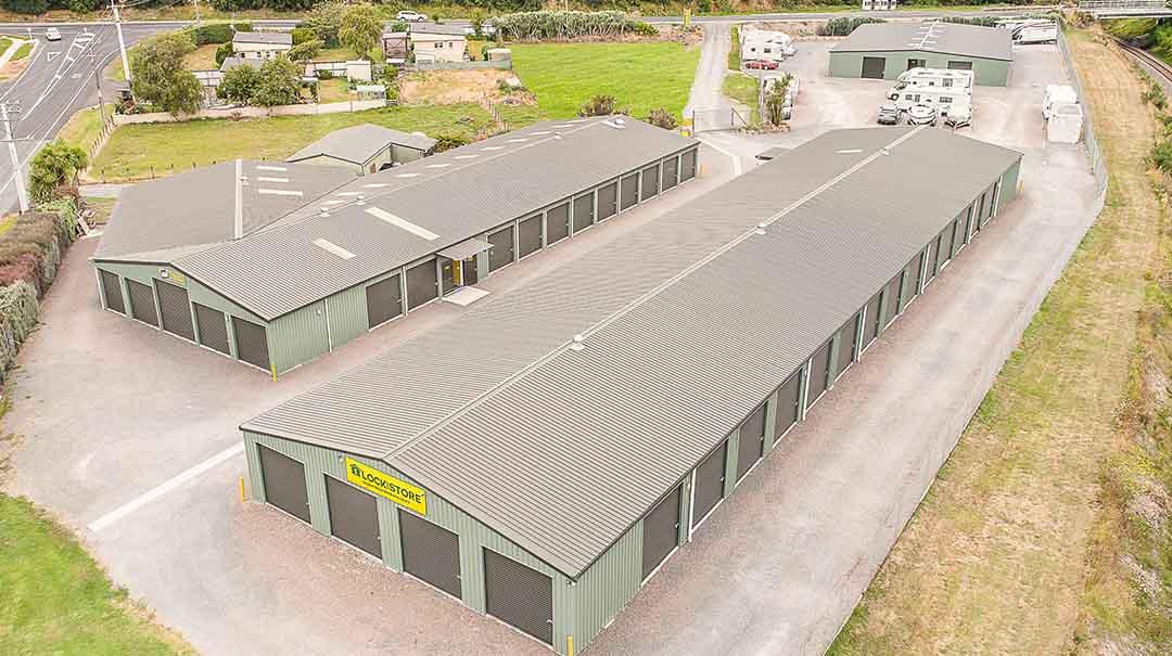 Lock & Store Te Puna Storage